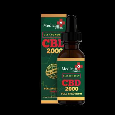Oil CBD 20%