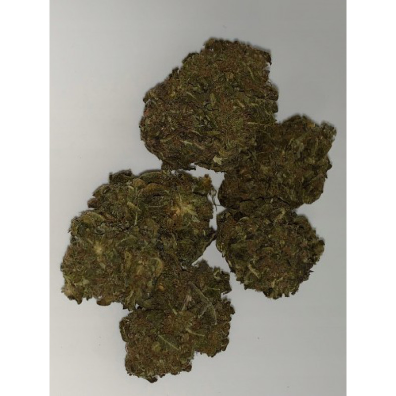 Juicy Fruit hemp 100% CBD - CBD flowers !!!