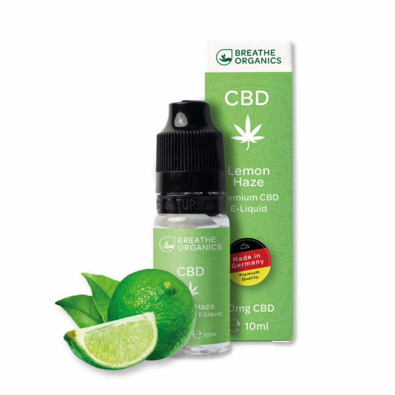 CBD liquid 300 mg Lemon Haze