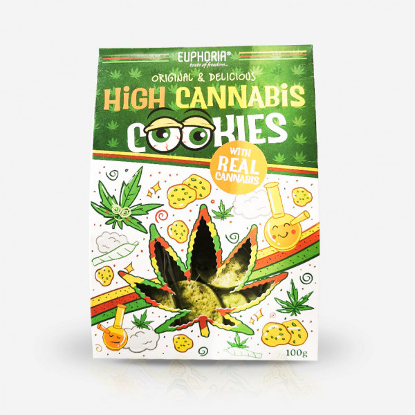HIGH CANNABIS COOKIES hemp cookies