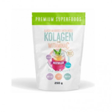 Collagen + Vitamin C powder 60g.