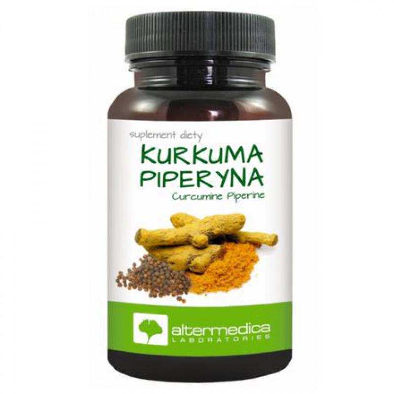 Curcuma and Black Pepper 60 caps