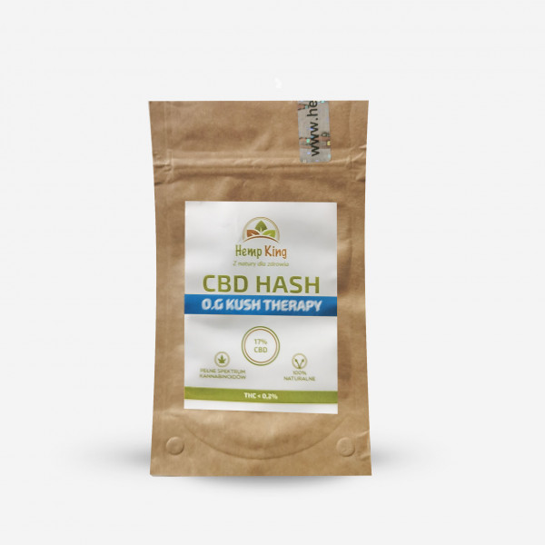 CBD HASH Hemp King