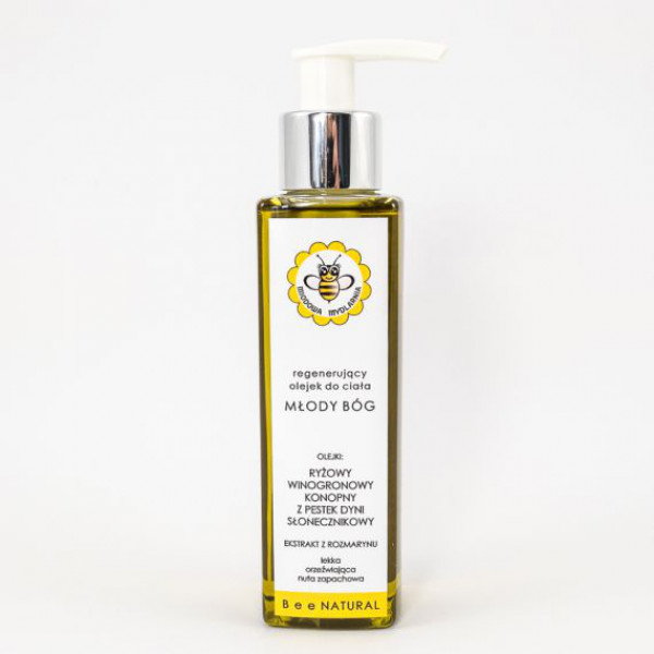 YOUNG GOD body oil