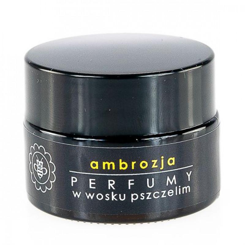 AMBROZJA beeswax perfumes