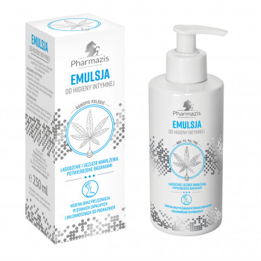 PHARMAZIS Emulsion for intimate hygiene 250 ml