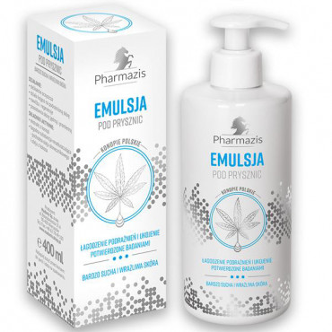 Pharmazis shower emulsion
