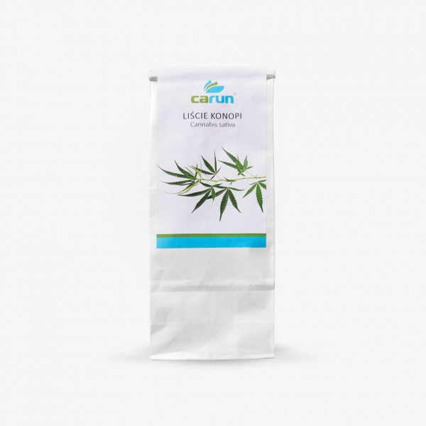 Hemp leaves 40g