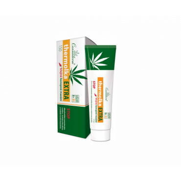 Thermolka EXTRA gel hemp
